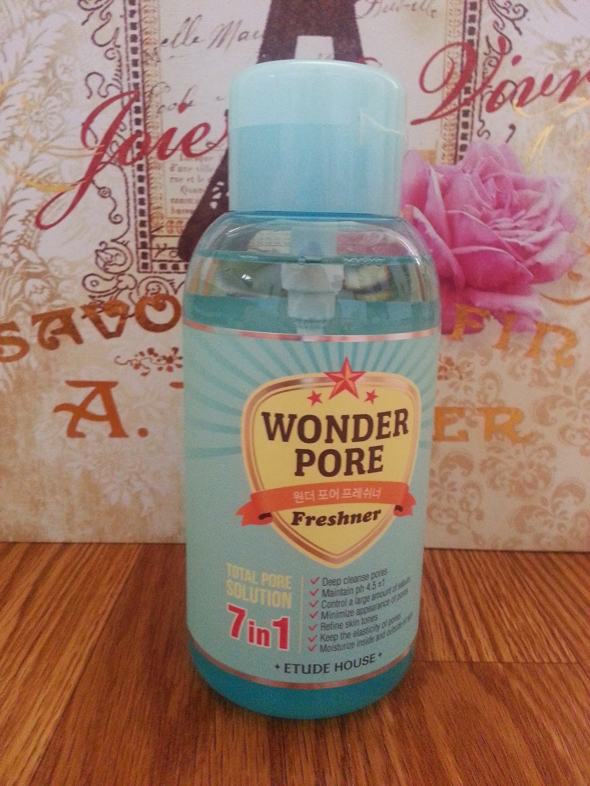 Etude House Wonder Pore Freshner 7 in 1