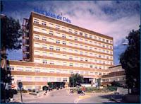 Fotografía del Hospital Sant Joan de Déu