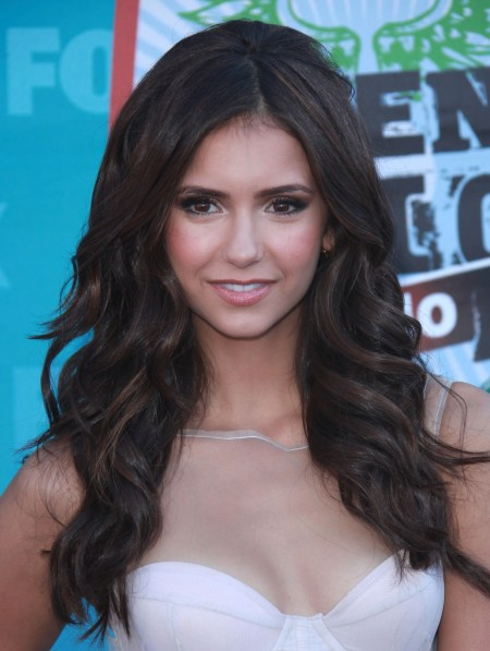 Nina Dobrev's 2010 Grammy's Look!