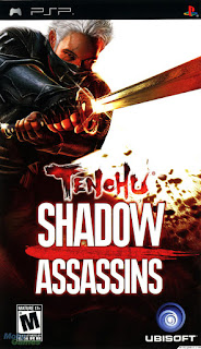 Tenchu: Shadow Assassins PSP GAME