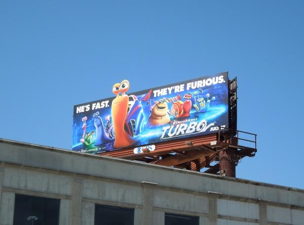 Turbo billboard