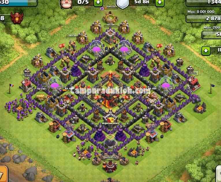 Base coc th 10 war terkuat base coc th 10 war terkuat base coc th 10