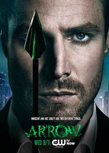 Arrow – 1 Temporada Episódio 22 – S01E22 AVI + RMVB Legendado