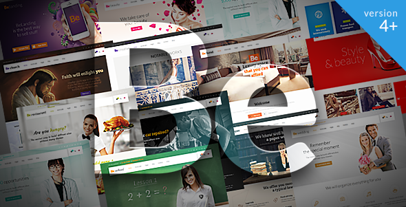 BeTheme v4.2 - Responsive Multi-Purpose WordPress Theme
