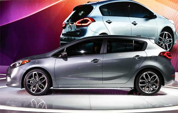 2014 Kia Forte 5 Door Review
