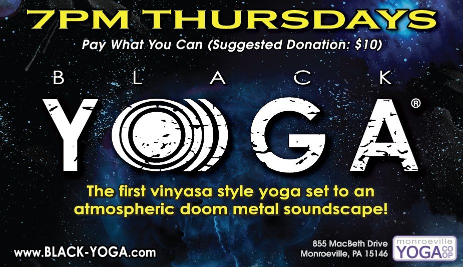 Our ONLY Donation Class, Thursday Nights!