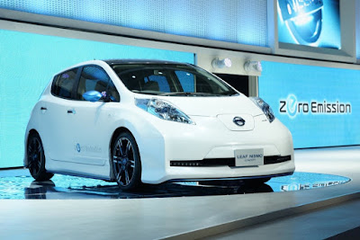 2016 Nissan Leaf Specs Price Release Date