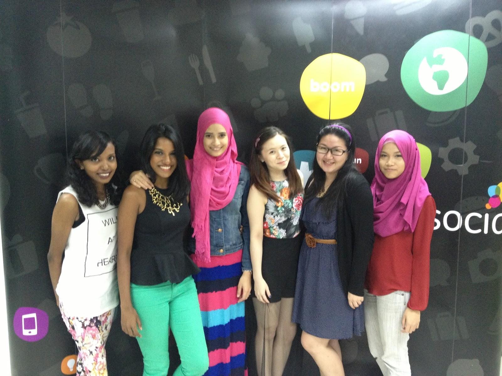 Living Social Blogger Event