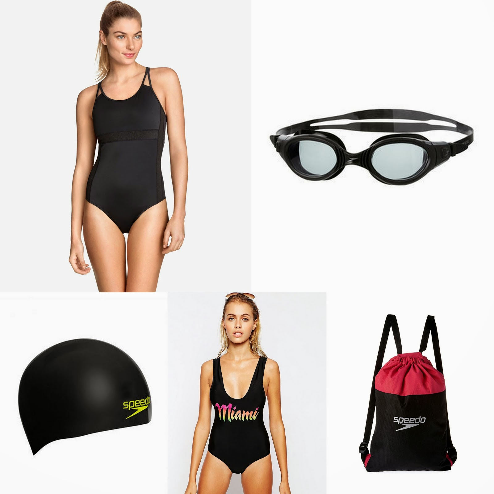 Swimming Outfits