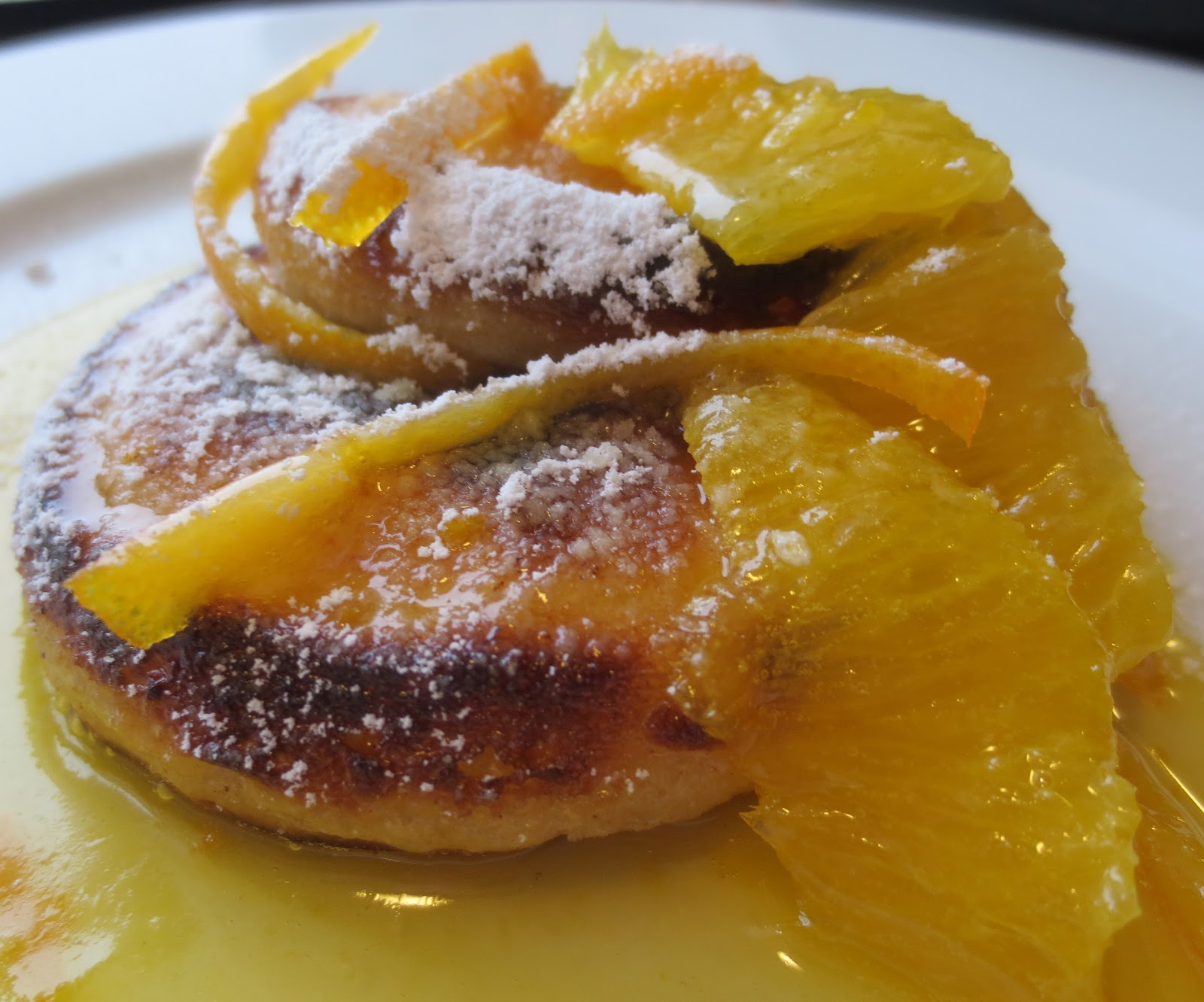 Ruokaonnea  Minnan keittiössä Amerikkalaiset pannarit ranskalaisittain