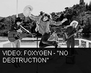 Video: Foxygen - No Destruction