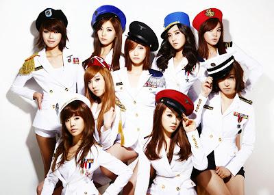 10 10 Girlband Korea Dengan Personil Tercantik