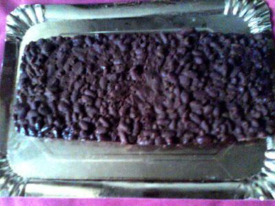 turrón casero chocolate vegano