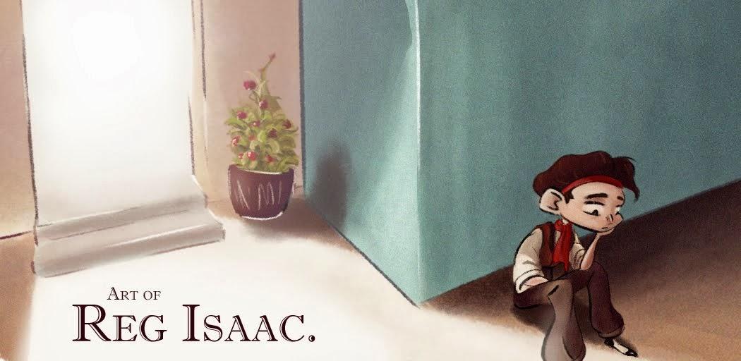 Reg Isaac