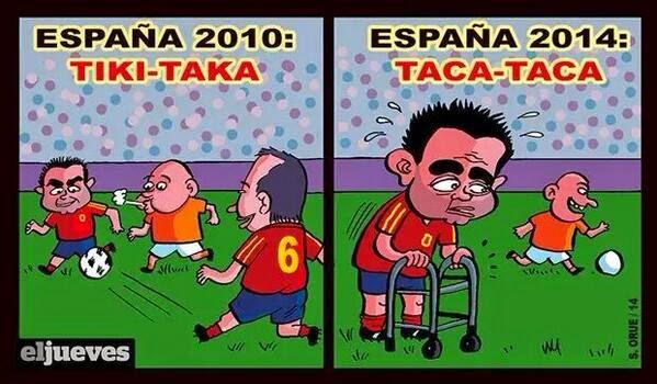 Meme Selección Española