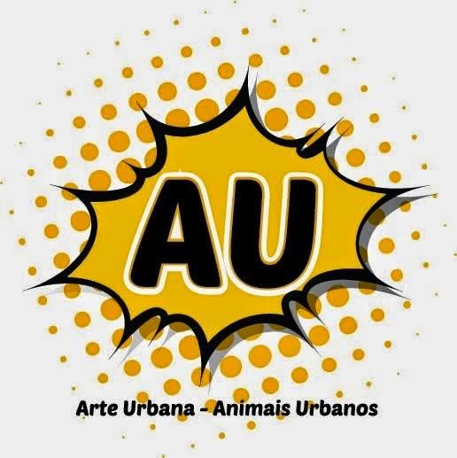 AU - Arte Urbana, Animais Urbanos
