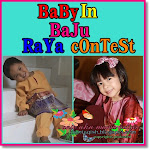 "3rd Place: ""Baby In Baju Raya Contest"""