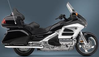 2012 Honda Gold Wing Audio Comfort