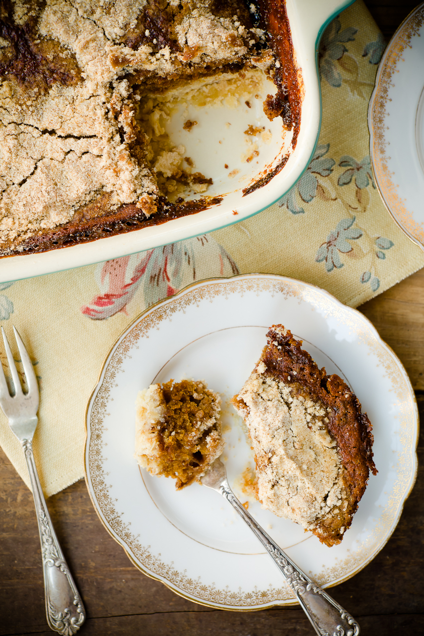 shoofly pie or shoo fly pie bars are a modern twist on the classic ...