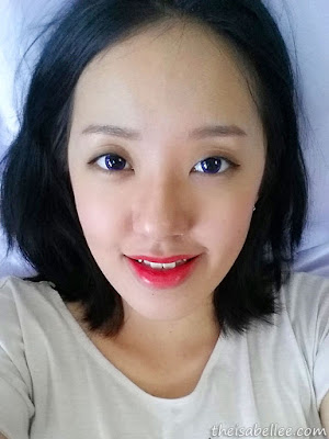 Innisfree Creammellow Lipstick Cherry Red beauty review