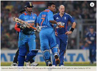 Suresh-Raina-MS-Dhoni-IND-v-ENG-2nd-T20I