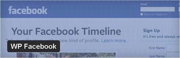 WP Facebook Plugin