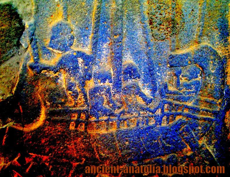 Hittite boat