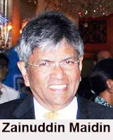 Tulisan Zainudin Maidin bertajuk 'Persamaan BJ Habibie dengan Anwar Ibrahim