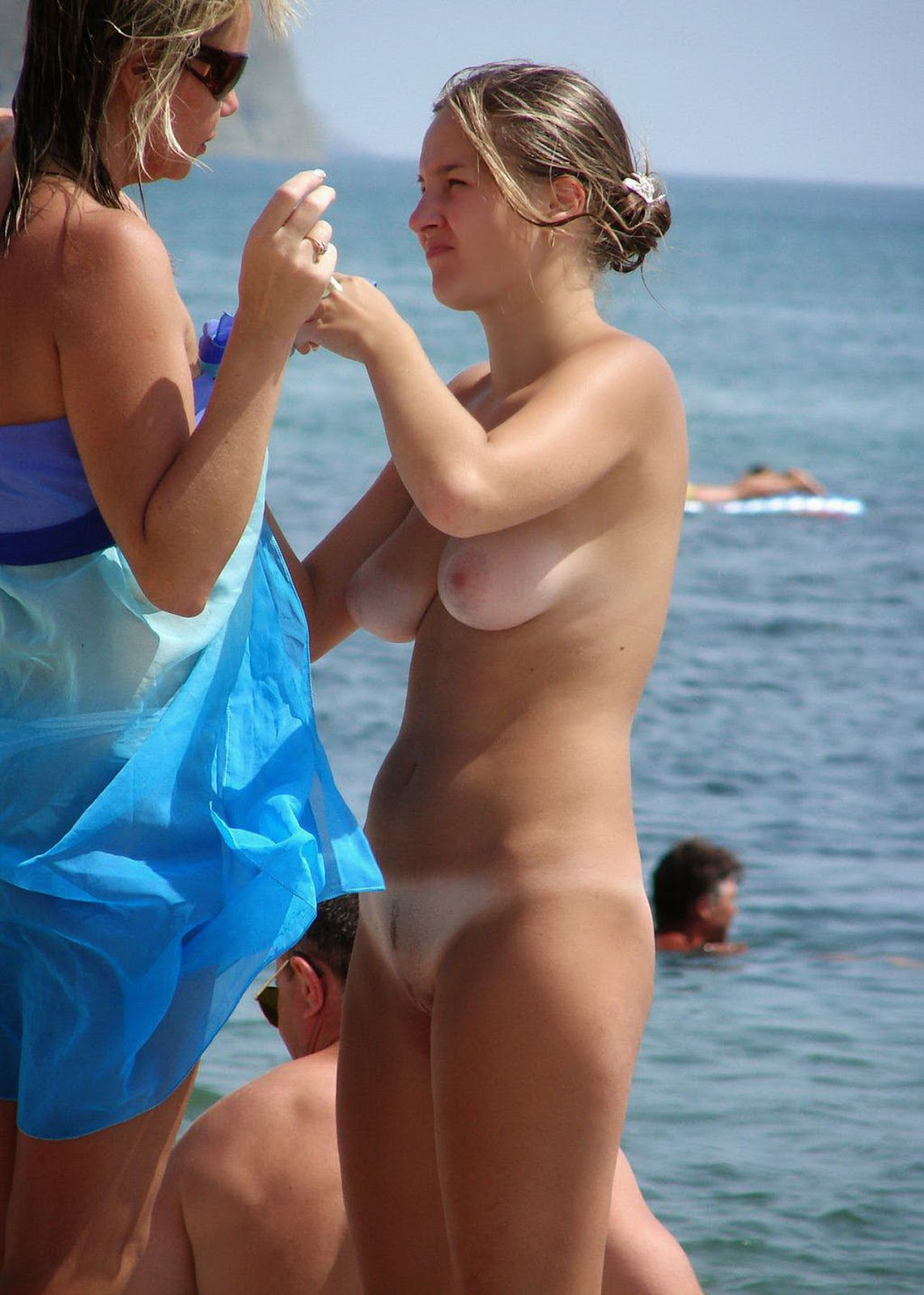 The incorrect Tanlines miss junior nudist the excellent