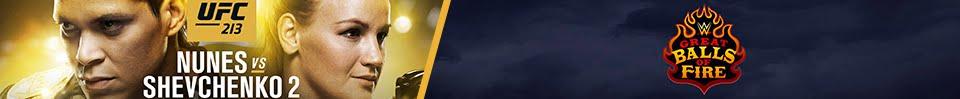 Ver UFC 213 Nunes vs. Shevchenko 2 En Español HD | Ver Pacquiao vs Horn en Vivo 1 Julio 2017