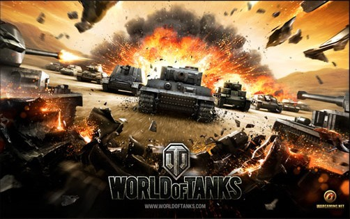 Steelseries world of tanks edition tiger
