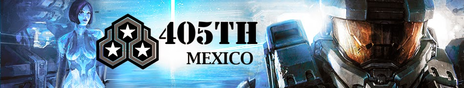 405th Mexico Hispanoamericano