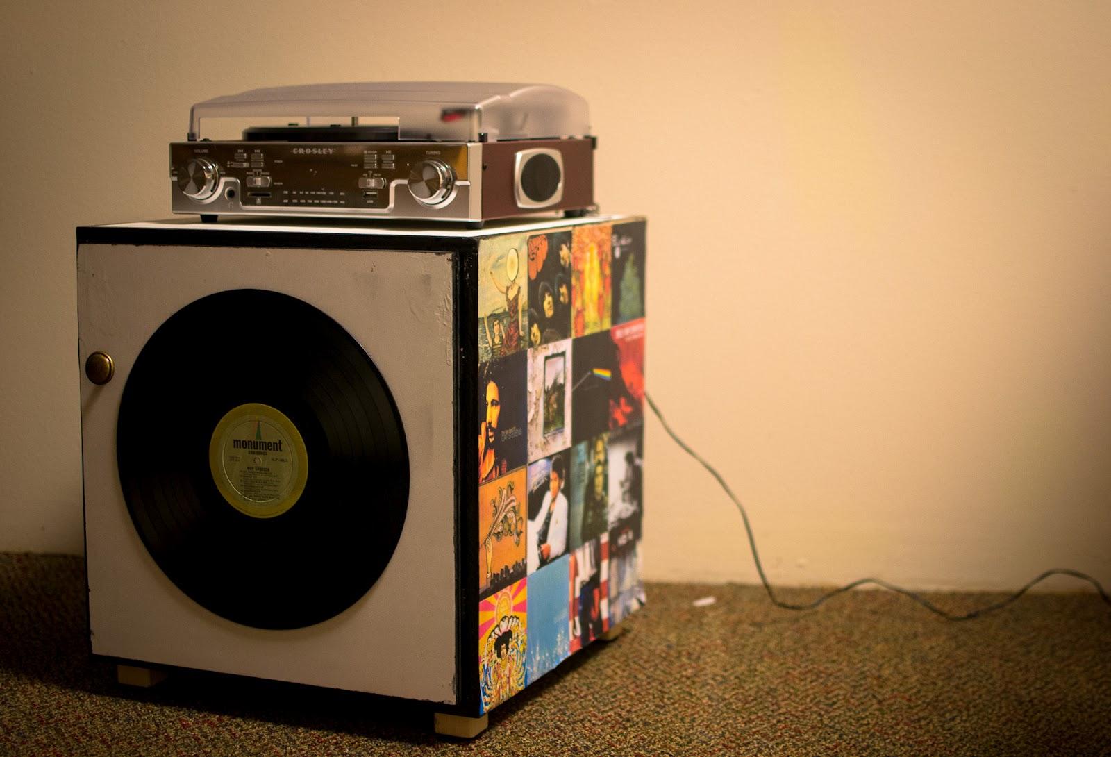Vinyl Cases Storage Vinyl Record Storage Box