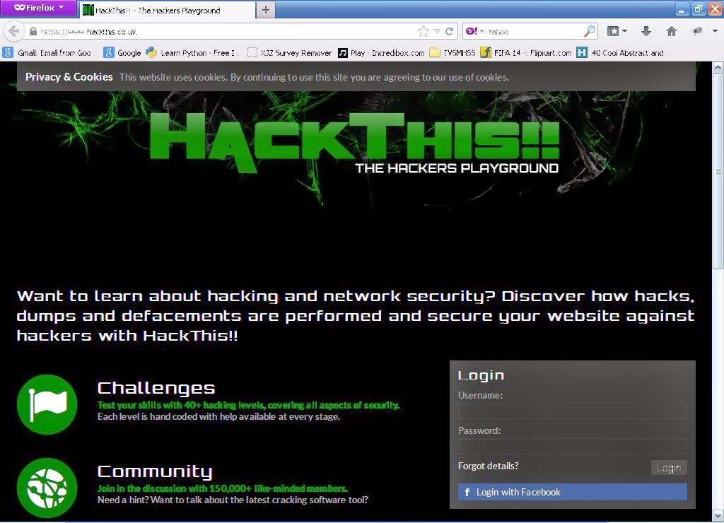 hack this site level 2