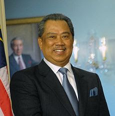 Deputy Prime Minister / Deputy Chairman of Barisan Nasional (BN) / Deputy President of  UMNO