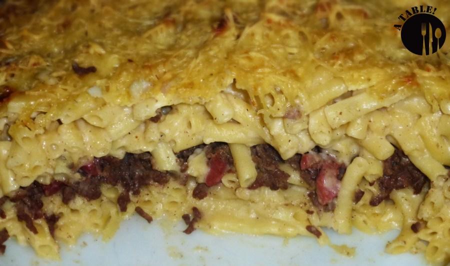 Gratin De Macaroni Blogs Cuisine