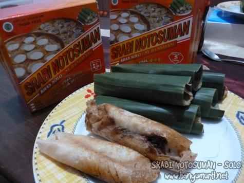 Kuliner Solo - Srabi Notosuman, Oleh-oleh Solo