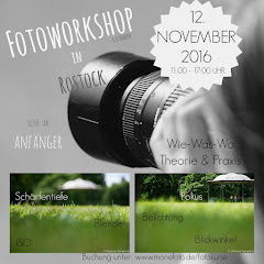 "Fotoworkshop ""Basic"" 1 Tag"