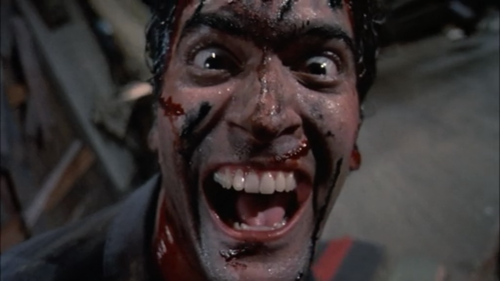 a comparison between the movies evil dead and evil dead 2 We're going to assume you've seen evil dead, evil dead ii, and  is that it's such  a wonderful continuation of the movies we all love, and yet it.