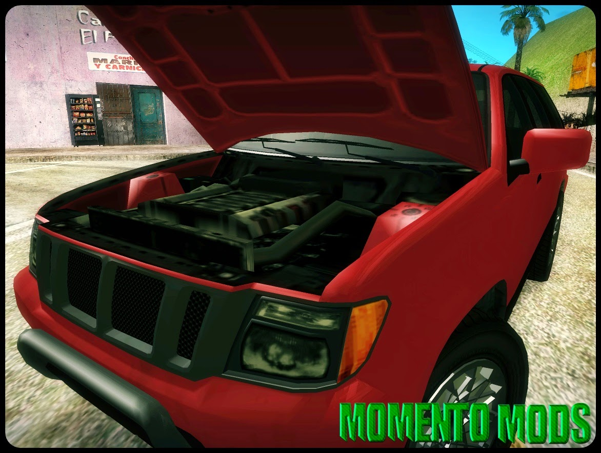 GTA SA - Seminole Convertido Do GTA V