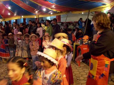 dança festa junina 2013