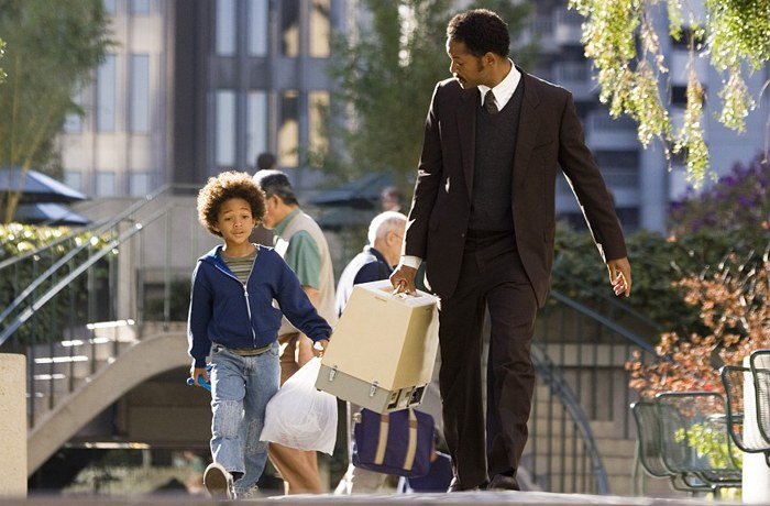 Will Smith Pursuit of Happyness