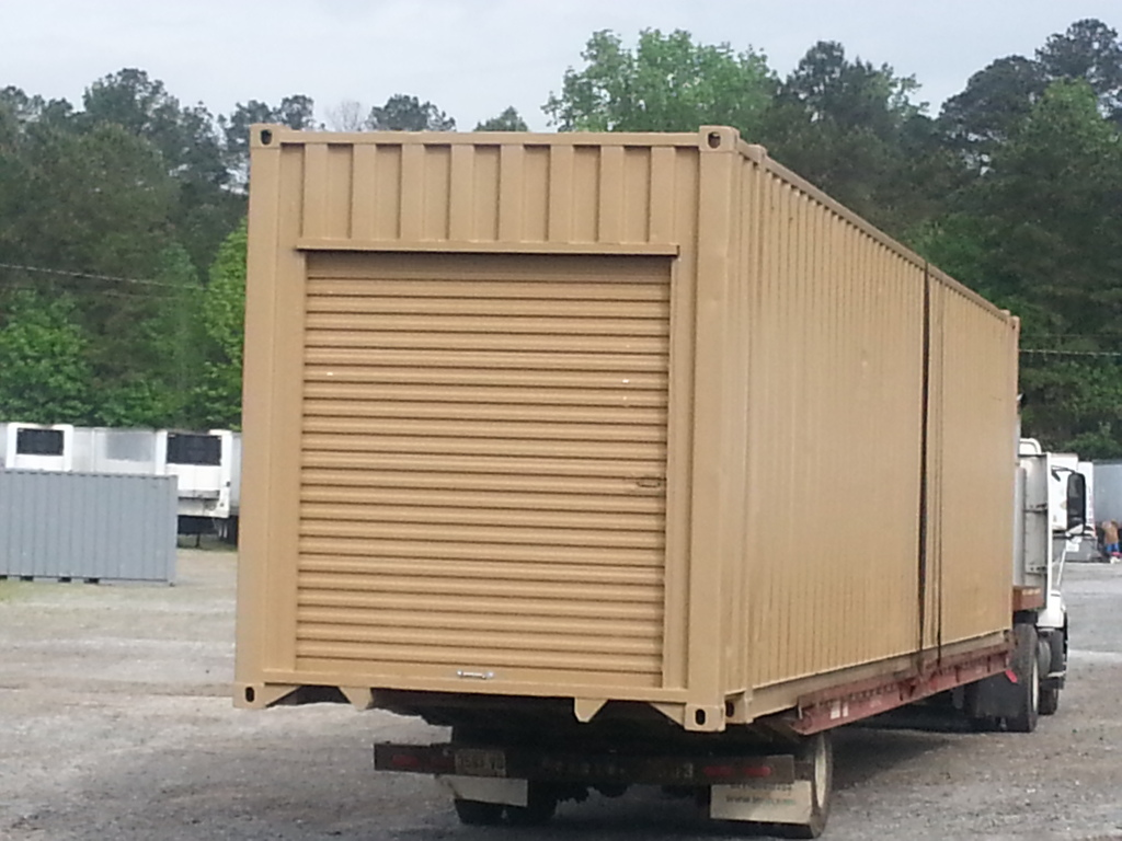 Used Shipping Container Trailers 1024 x 768