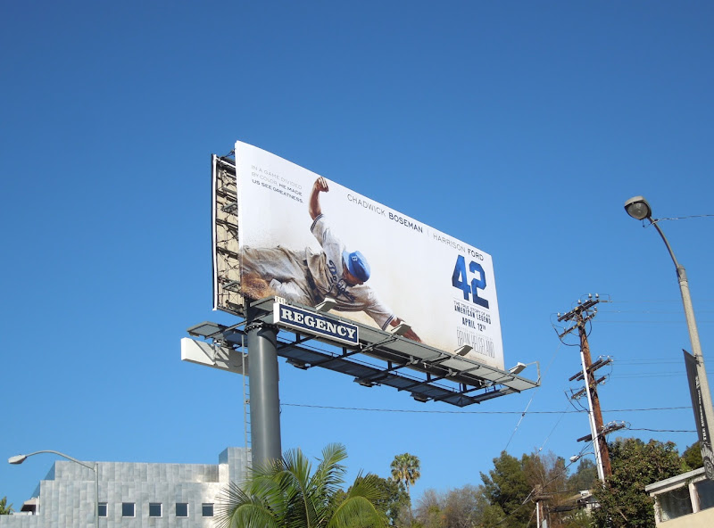 42 film billboard