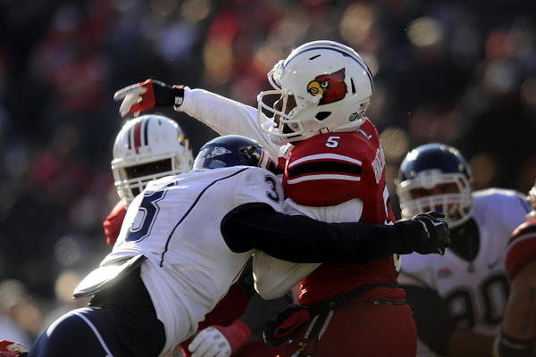 Louisville in Games At Lose Least 4 2013 Will