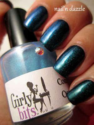 Girly Bits - Cosmic Ocean