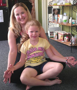 Kid's Yoga w/ My Niece Ashleigh