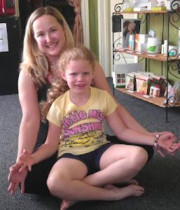 Kid's Yoga w/ My Niece Ashleigh