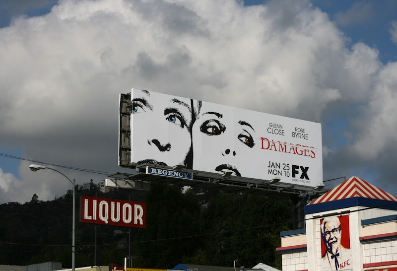 Damages season 3 billboard