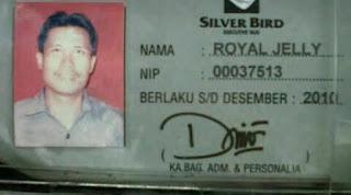 Nama-Nama Orang Paling Unik, Aneh dan Lucu di Indonesia